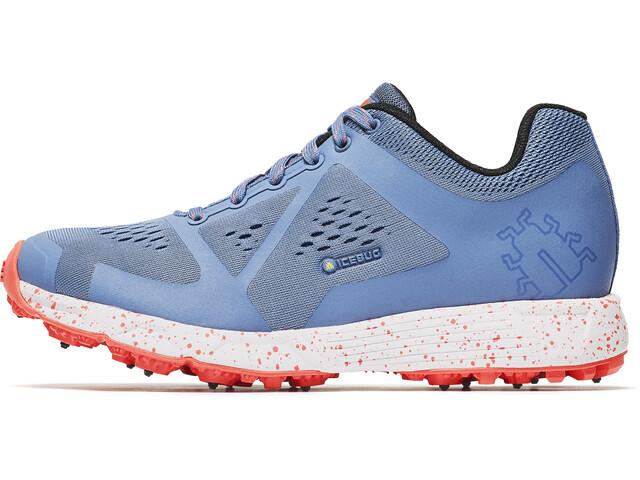 Icebug W's DTS4 BUGrip Shoes Rain/Coral